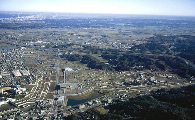 中尾伊豆島(ほたる野)土地区画整理事業