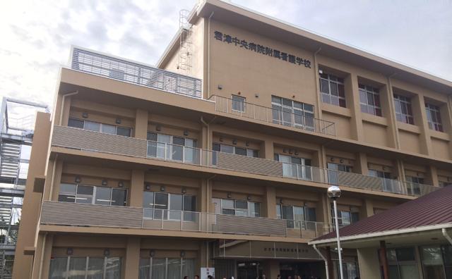 君津中央病院看護学校機械設備工事