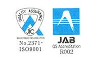 ISO9001など